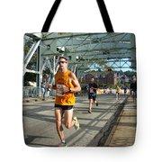 Bridge Runner Tote Bag
