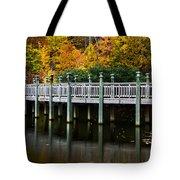 Bridge To Paradise Tote Bag