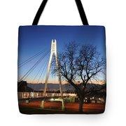 Bridge To Twilight Tote Bag