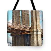 Bridge View One Tote Bag