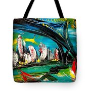 Bridges  Tote Bag
