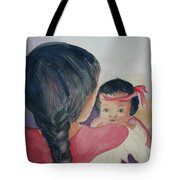 Bright Eyes Tote Bag