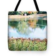 Bright Lake Tote Bag
