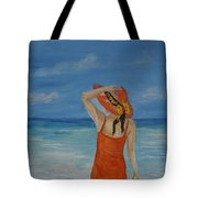 Bright Outlook Tote Bag