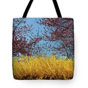 Brightly Comes The Spring Tote Bag