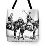 Brighton Polo Club, 1877 Tote Bag