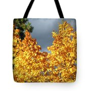 Brilliance Before The Storm Tote Bag
