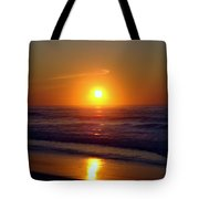 Brilliant Gold Tote Bag