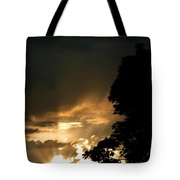 Brilliant Rays Tote Bag