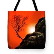 Brimham Sunset Tote Bag