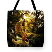 Bring The Light Tote Bag