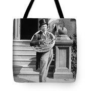 Bringing Up Father, 1928 Tote Bag by Granger