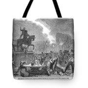 Bristol: Reform Riot, 1831 Tote Bag