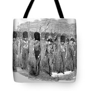 Britain: Fusiliers, 1854 Tote Bag