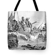 British At Aboukir, 1801 Tote Bag