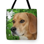 British Beauty Tote Bag