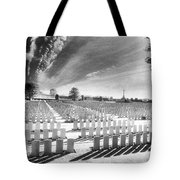 British Cemetery Tote Bag