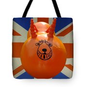 British Space Hopper Tote Bag