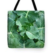 Broccoli Floret Forming Tote Bag
