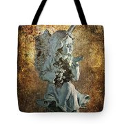 Broken Angel Tote Bag