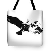 Broken Peace Tote Bag