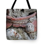Broken Pottery Tote Bag