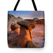 Brokentop Hoodoo Sunset Tote Bag