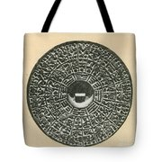 Bronze Compass, Ming Dynasty Tote Bag
