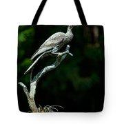 Bronze Cormorant Tote Bag