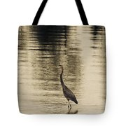 Bronze Lake Tote Bag