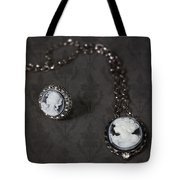 Brooch And Necklace Tote Bag by Joana Kruse