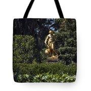Brookgreen Golden Statue Tote Bag