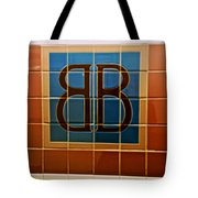 Brooklyn Bridge Station Tote Bag