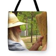Broom Maker Tote Bag