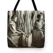 Broom Manufacture, 1908 Tote Bag by Granger
