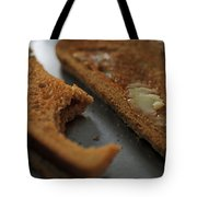 Brown Bread With Butter Tote Bag