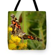 Brown-eyed Beauty Tote Bag
