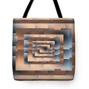 Brushed 04 Tote Bag