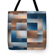Brushed 11 Tote Bag by Tim Allen