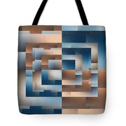 Brushed 12 Tote Bag by Tim Allen