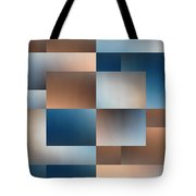 Brushed 9 Tote Bag by Tim Allen