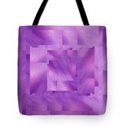 Brushed Purple Violet 10 Tote Bag