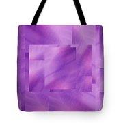Brushed Purple Violet 2 Tote Bag