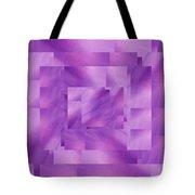 Brushed Purple Violet 4 Tote Bag