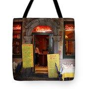 Brussels - Restaurant Savarin Tote Bag