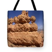 Bryce Canyon - Mask Formation Tote Bag