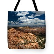 Bryce Canyon Ampitheater Tote Bag