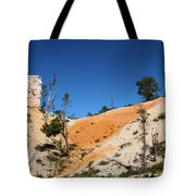 Bryce Canyon Character Tote Bag