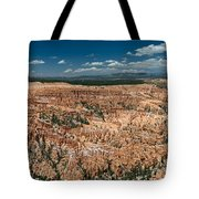 Bryce Canyon Panaramic Tote Bag