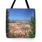 Bryce Canyon Panoramic Tote Bag